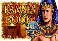 Ramses Book GDN Slots Mobile (Gamomat)