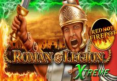 Roman Legion Extreme RHFP Slots Mobile (Gamomat)