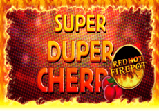 Super Duper Cherry RHFP Slots Mobile (Gamomat)
