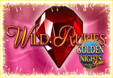 Wild Rubies GDN Slots Mobile (Gamomat)