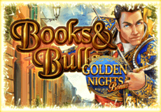 Books & Bulls GDN Slots  (Gamomat)