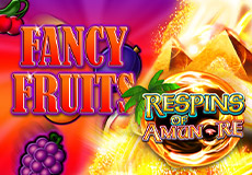 Fancy Fruits Respins of Amun Re Slots  (Gamomat)