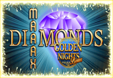 Maaax Diamonds GDN Slots  (Gamomat)