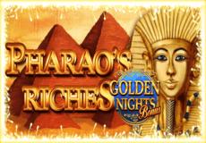Pharaos Riches GDN Slots  (Gamomat)