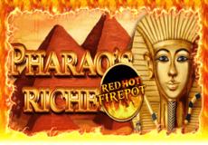 Pharaos Riches RHFP Slots  (Gamomat)