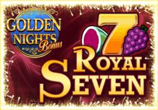 Royal Seven GDN Slots  (Gamomat)