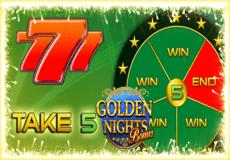 Take 5 GDN Slots  (Gamomat)