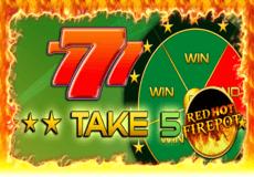 Take 5 RHFP Slots  (Gamomat)