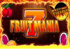 Fruit Mania RHFP Slots  (Gamomat)