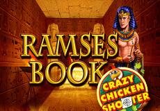 Ramses Book CCS Slots  (Gamomat)
