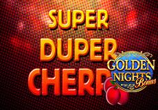 Super Duper Cherry GDN Slots  (Gamomat)