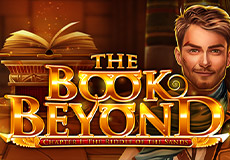 The Book Beyond Slots Mobile (Gamomat)