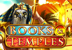 Books and Temples Slots Mobile (Gamomat)