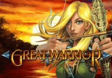 Great Warrior Slots Mobile (Gamomat)