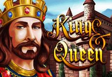 King & Queen Slots Mobile (Gamomat)