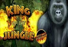 King Of The Jungle RHFP Slots Mobile (Gamomat)