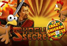 Shogun's Secret CCS Slots Mobile (Gamomat)