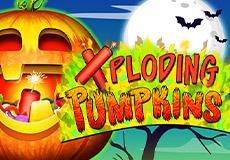 Xploding Pumpkins Slots Mobile (Gamomat)