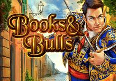 Books & Bulls Slots  (Gamomat)