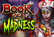 Book of Madness Slots  (Gamomat)