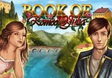 Book of Romeo and Julia Slots  (Gamomat)