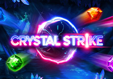 Crystal Strike Slots  (Gamomat)