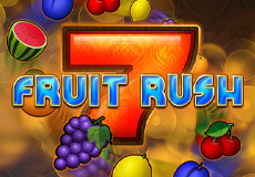 Fruit Rush Slots  (Gamomat)