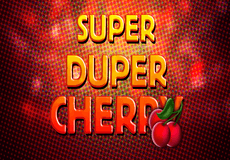 Super Duper Cherry Slots  (Gamomat)