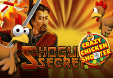 Shogun's Secret CCS Slots  (Gamomat)