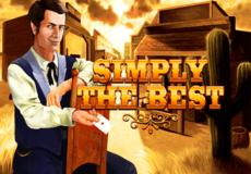 Simply the Best Slots  (Gamomat)