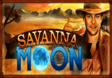 Savanna Moon Slots  (Gamomat)