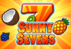 Sunny Sevens Slots  (Gamomat)