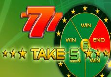 Take 5 Slots (Gamomat)