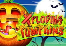 Xploding Pumpkins Slots  (Gamomat Standard)