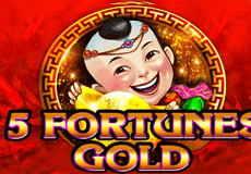 5 Fortune Gold Slots  (Givme)