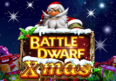 Battle Dwarf Xmas Slots  (Golden Hero Group)
