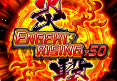 Engeki Rising X50 Slots  (Golden Hero Group)