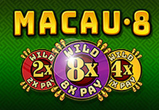 Macau 8s Slots  (Golden Hero Group)