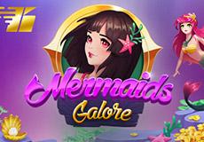 Mermaids Galore Slots Mobile (Kalamba)