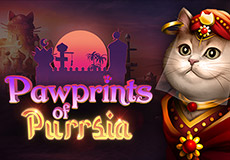 Pawprints of Purrsia Slots Mobile (Kalamba)