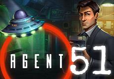 Agent 51 Slots  (Kalamba)