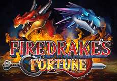 Firedrake's Fortune Slots  (Kalamba)