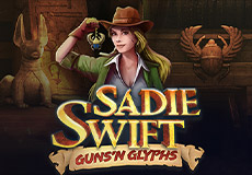 Sadie Swift: Guns 'n Glyphs Slots  (Kalamba)
