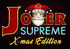 Joker Supreme X-Mas Edition Slots  (Kalamba)