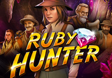 Ruby Hunter Slots  (Kalamba)