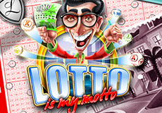 Lotto is My Motto Slots Mobile (Oryx Gaming)