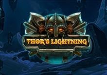 Thor's Lightning Slots  (Red Tiger)