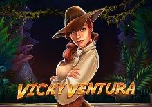 Vicky Ventura Slots  (Red Tiger)