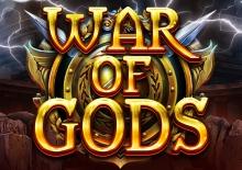 War of Gods Slots  (Red Tiger)
