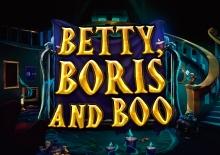 Betty, Boris And Boo Slots  (Red Tiger)